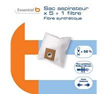 Sac aspirateur Essentielb N° b1750