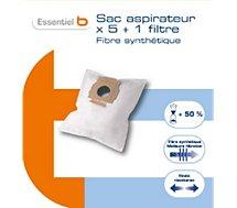 Sac aspirateur Essentielb  B2101