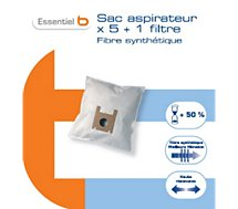 Sac aspirateur Essentielb  B2103