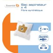 Sac aspirateur Essentielb B2306