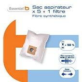 Sac aspirateur Essentielb B2705