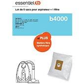 Sac aspirateur Essentielb B4000