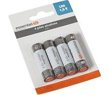 Pile non rechargeable Essentielb 4 AA - Alcaline LR06