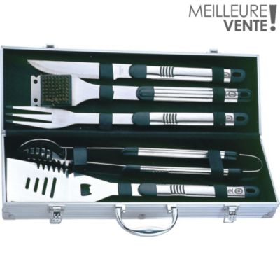 accessoire barbecue plancha ustensiles chez boulanger. Black Bedroom Furniture Sets. Home Design Ideas