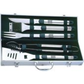 Ustensile barbecue Essentielb set barbecue 5 pièces