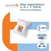 Sac aspirateur Essentielb B3504