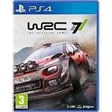 Jeu PS4 Bigben WRC 7