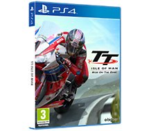 Jeu PS4 Bigben  TT Isle of Man