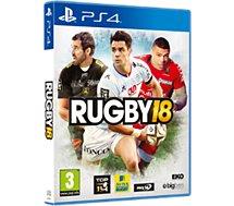 Jeu PS4 Bigben Rugby 18