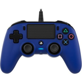Nacon Manette Compacte Bleue