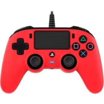 Nacon Manette Compacte Rouge