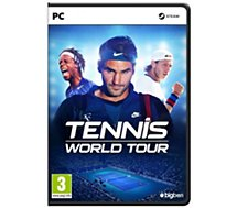 Jeu PC Bigben  Tennis World Tour
