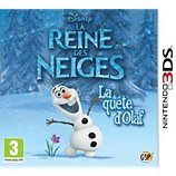 Jeu 3DS Just For Games La Reine des Neiges 3DS