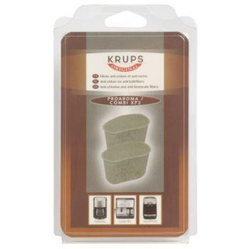 Krups 2 cartouches filtrantes YX103601