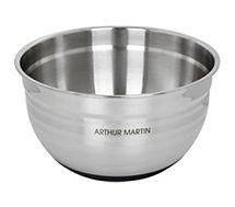 Bol Arthur Martin  cul de poule inox 18 cm