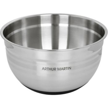 Arthur Martin cul de poule inox 22 cm