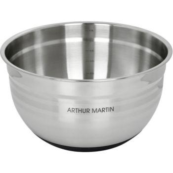 Arthur Martin cul de poule inox 26 cm