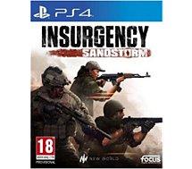 Jeu PS4 Focus  INSURGENCY