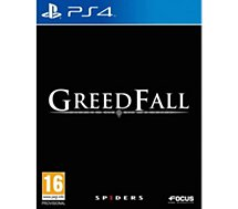 Jeu PS4 Focus  GreedFall
