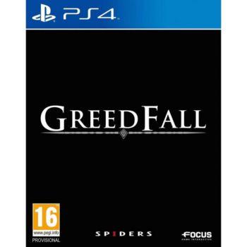 Focus GreedFall
