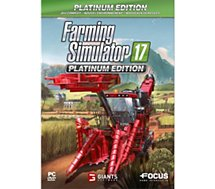 Jeu PC Focus Farming Simulator 17 - Edition Platinum