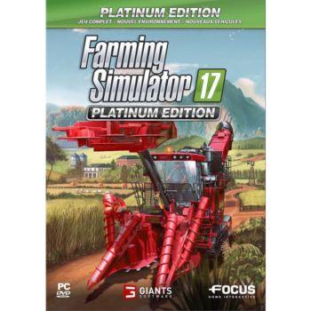 Focus Farming Simulator 17 - Edition Platinum