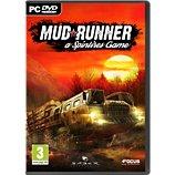 Jeu PC Focus  Spintires: MudRunner