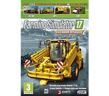Jeu PC Focus  Farming Simulator 17 Extension 2