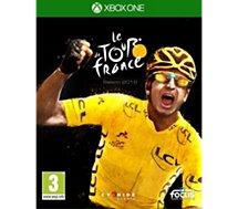 Jeu Xbox One Focus  Tour de France 2018