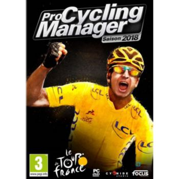 Focus Pro Cycling Manager 18