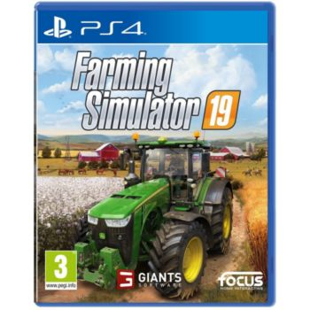 Focus Farming Simulator 19
