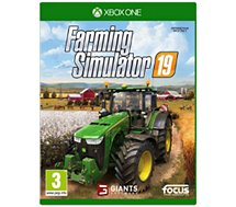 Jeu Xbox One Focus Farming Simulator 19