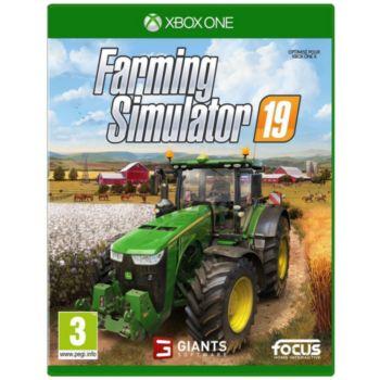 Focus Farming Simulator 19
