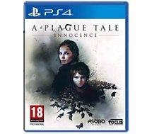 Jeu PS4 Focus  A Plague Tale : Innocence