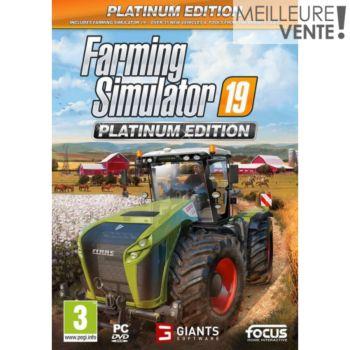 Focus Farming Simulator 19 Edition Platinum