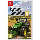 Jeu Switch Focus Farming Simulator 20