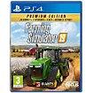 Jeu PS4 Focus FARMING SIMU 19 ED.PREMIUM
