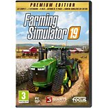 Jeu PC Focus  FARMING SIMU 19 ED.PREMIUM