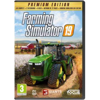 Focus FARMING SIMU 19 ED.PREMIUM