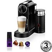 Nespresso Magimix Citiz & Milk Noir 11317
