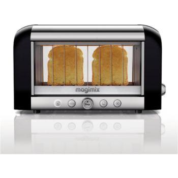 magimix 11541 vision noir grille pain boulanger. Black Bedroom Furniture Sets. Home Design Ideas