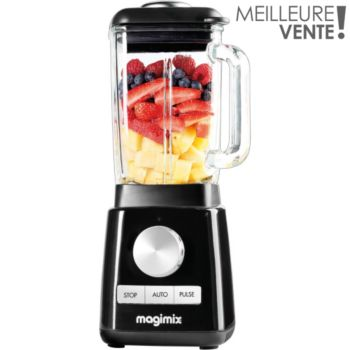 Magimix 11628 Power blender noir