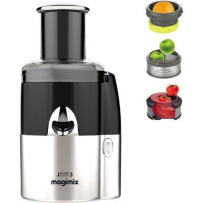 Location Extracteur de jus Magimix 18082F Juice Expert 3 Chrome