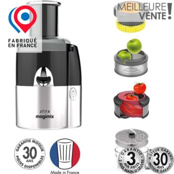 Magimix 18083F Juice Expert 4 Chrome