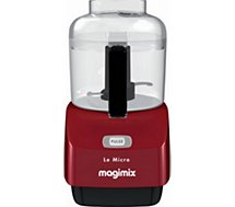 Hachoir Magimix 18114F MICRO ROUGE