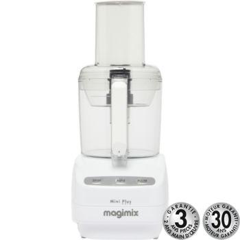 magimix 18250f mini plus blanc robot multifonction boulanger. Black Bedroom Furniture Sets. Home Design Ideas