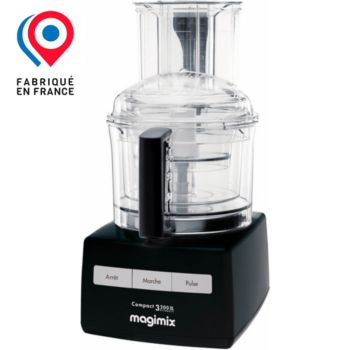 Robot Magimix Compact C3200 XL 650W Blanc + Presse agrumes