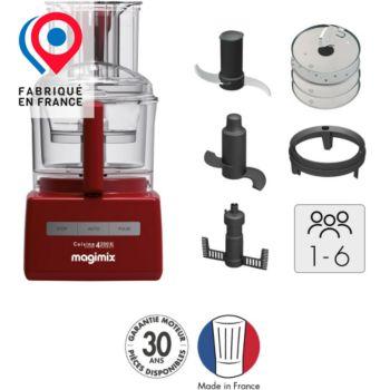 Magimix CS 4200 XL ROUGE 18474F
