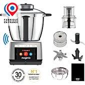 Robot cuiseur Magimix Cook Expert Connect Chrome