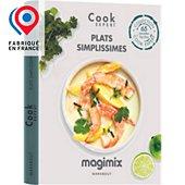 Livre de cuisine Magimix Plats simplissimes Cook Expert